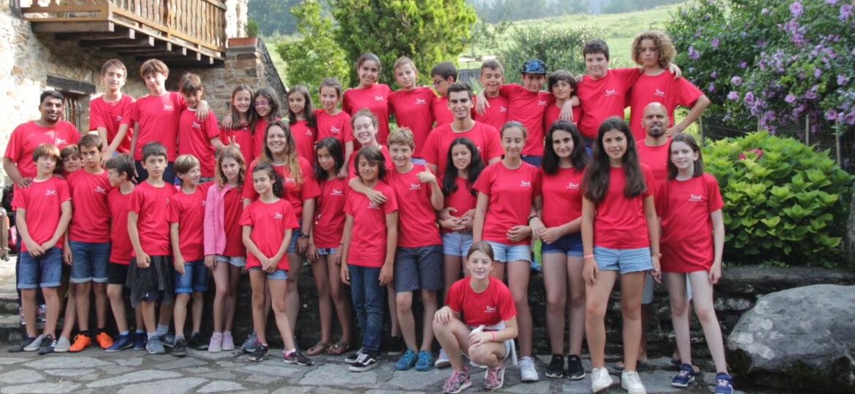 Campamentos y Colonias abiertas Claret Askartza