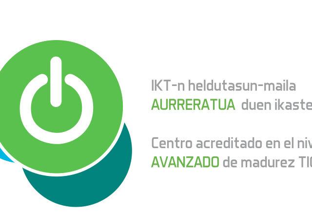 IKT maila aurreratua - Nivel avanzado TIC